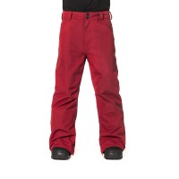 HORSEFEATHERS PINBALL KIDS SNOW PANT RED