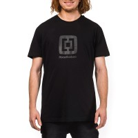 HORSEFEATHERS FAIR T-SHIRT ALL BLACK