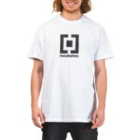 HORSEFEATHERS BASE T-SHIRT WHITE