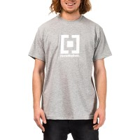 HORSEFEATHERS BASE T-SHIRT ASH
