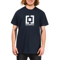 HORSEFEATHERS BASE T-SHIRT NAVY