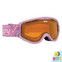 SPY CADET SNOW GOGGLES UNICORN UTOPIA-PERSIMMON