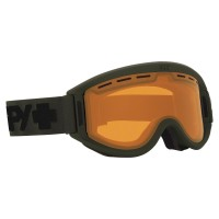 SPY GETAWAY SNOW GOGGLES MATTE OLIVE-PERSIMMON