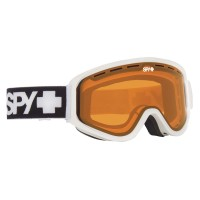 SPY WOOT SNOW GOGGLES WHITE - PERSIMMON