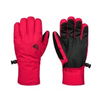 QUIKSILVER CROSS SNOW GLOVE FLAME