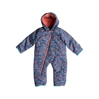 ROXY BABY ROSE SNOWSUIT GIRLS BACHELOR BUTTON_RUMBA DITSY
