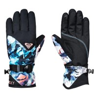 ROXY JETTY SNOW GLOVES BACHELOR BUTTON_WATER OF LOVE