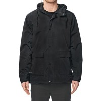 GLOBE GOODSTOCK THERMAL UTILITY JACKET BLACK