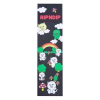 RIPNDIP BUDDY SYSTEM GRIPTAPE BLACK