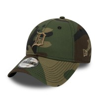 NEW ERA 9FORTY CAMO ES SNAPBACK DETROIT TIGERS WOODLAND