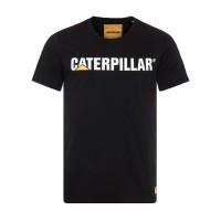 CATERPILLAR CLASSIC TEE PITCH BLACK