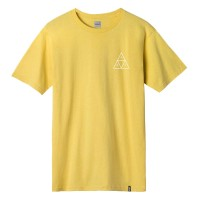 HUF ESSENTIALS TRIPLE TRIANGLE TEE SAUTERNE