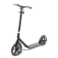 FRENZY RECREATIONAL SCOOTER BLACK 250mm