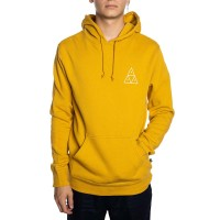 HUF ESSENTIALS TRIPLE TRIANGLE HOODIE SAUTERNE