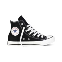 CONVERSE CHUCK TAYLOR ALL STAR CLASSIC HI SHOES BLACK