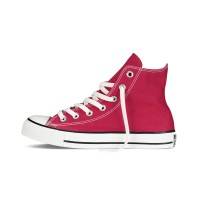 CONVERSE CHUCK TAYLOR ALL STAR CLASSIC HI SHOES RED