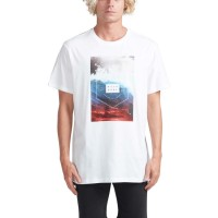 BILLABONG SECTION TEE WHITE