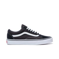 VANS OLD SKOOL SHOES BLACK/WHITE