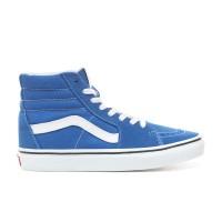 VANS SK8-HI SHOES LAPIS BLUE/TRUE WHITE