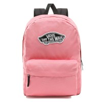 VANS REALM BACKPACK STRAWBERRY PINK