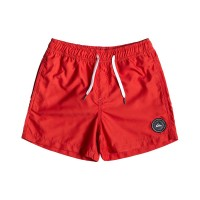 QUIKSILVER EVERYDAY VOLLEY YOUTH BOARDSHORTS HIGH RISK RED