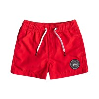 QUIKSILVER EVERYDAY VOLLEY BOY 11 BOARDSHORTS HIGH RISK RED