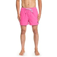 "QUIKSILVER EVERYDAY VOLLEY 15"" SWIM SHORTS CARMINE ROSE"