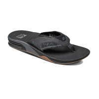 REEF FANNING PRINTS SANDALS TAN TOPO