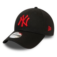 NEW ERA 9FORTY LEAGUE ESSENTIAL CAP NEW YORK YANKEES BLK