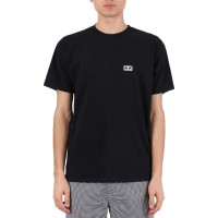 OBEY EYES 3 HEAVYWEIGHT BOX TEE OFF BLACK