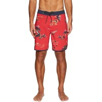 RIP CURL MIRAGE VELZY BOARDSHORTS BRIGHT RED
