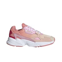 ADIDAS FALCON W SHOES ICEY PINK/ECRU TINT /TRUE PINK