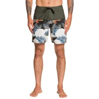"QUIKSILVER EVERYDAY LIGHTNING 17"" BOARDSHORTS KALAMATA"