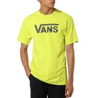 VANS CLASSIC TEE SULPHUR SPRING/ASPHALT