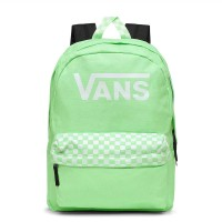 VANS REALM COLOR THEORY BACKPACK GREEN ASH