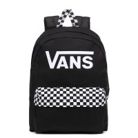 VANS REALM COLOR THEORY BACKPACK BLACK