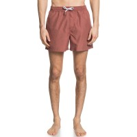 """QUIKSILVER EVERYDAY VOLLEY 15"""" SWIM SHORTS APPLE BUTTER HTR"""