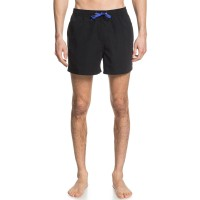 """QUIKSILVER EVERYDAY VOLLEY 15"""" SS20 SWIM SHORTS BLACK"""