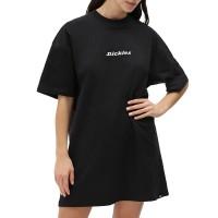DICKIES LORETTO DRESS BLACK