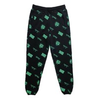 THE DUDES GAME OVER SWEATPANTS BLACK