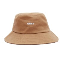 OBEY BOLD BUCKET HAT KHAKI