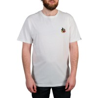 THE DUDES LITTLE FUCKY T-SHIRT OFF-WHITE