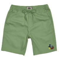 THE DUDES LITTLE FUCKY SHORTS ALMOND GREEN