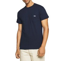 OBEY BOLD TEE NAVY