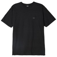 OBEY CROSSWALK SIGN TEE BLACK