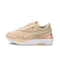 PUMA CRUISE RIDER 66 W SNEAKERS SHIFTING SAND/WHITE