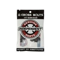 INDEPENDENT BOLTS 7/8 INCH ALLEN BLACK