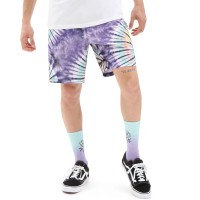 VANS NEW AGE BOARDSHORTS PURPLE TIE DYE