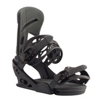 BURTON MISSION RE:FLEX SNOWBOARD BINDING BLACK