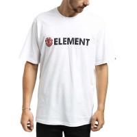 ELEMENT BLAZIN FW19 TEE OPTIC WHITE